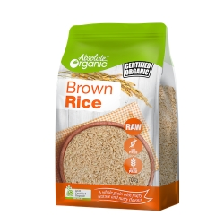 Organic Brown Rice 700g