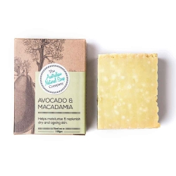 Soap Bar - Avocado Macadamia 100g