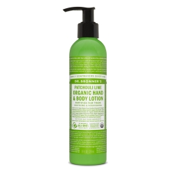 Hand Body Lotion - Patchouli Lime 237ml