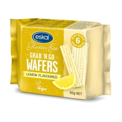 Grab n Go Wafers - Lemon 60g