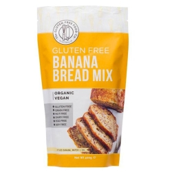 Organic Banana Bread Mix 400g