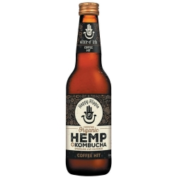 Hemp Kombucha - Coffee Hit 330ml