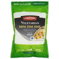 Veg Mini Dim Sims 48pcs 660g
