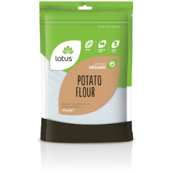 Potato Flour Organic 375g