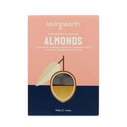 Salted Caramel Covered Almonds 100g