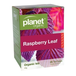 Raspberry Leaf Tea - 25 bags 35g