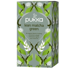 Lean Matcha Green Tea - 20 bags 30g