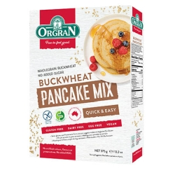 Pancake Mix - Buckwheat 375g