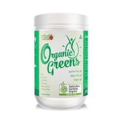 Vital Organic Greens Powder 200g